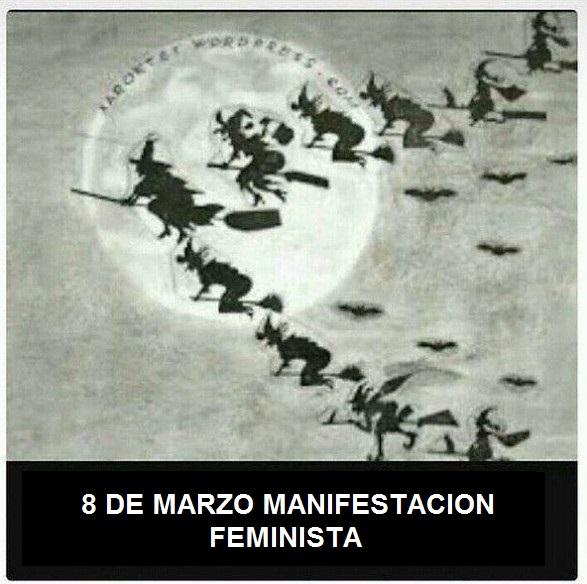"""El escándalo del cardenal Osorno y el """"apoyo de la Virgen"""" a la huelga feminista Image12"""