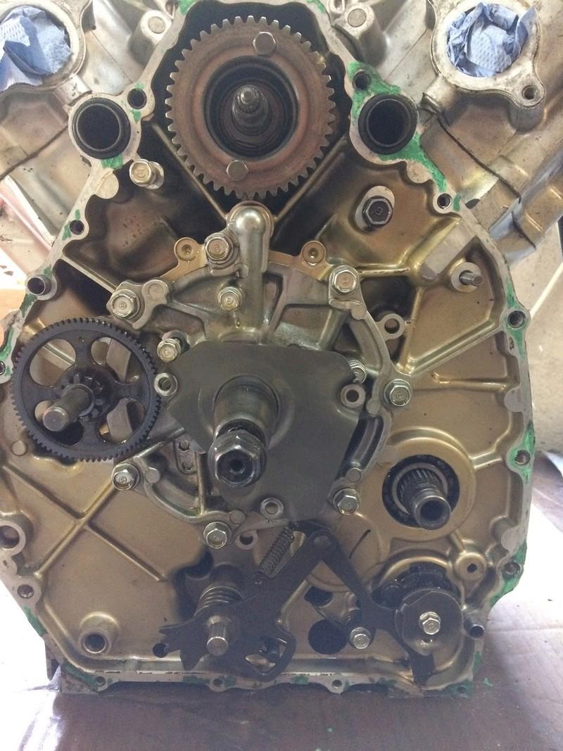 Klackern, klopfen aus dem Motor, Motorgeräusch Image14