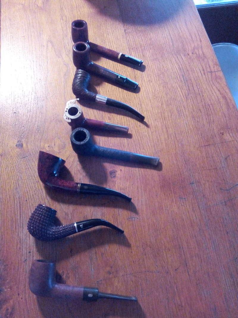 Une partie des pipes du bourguignon 15183310