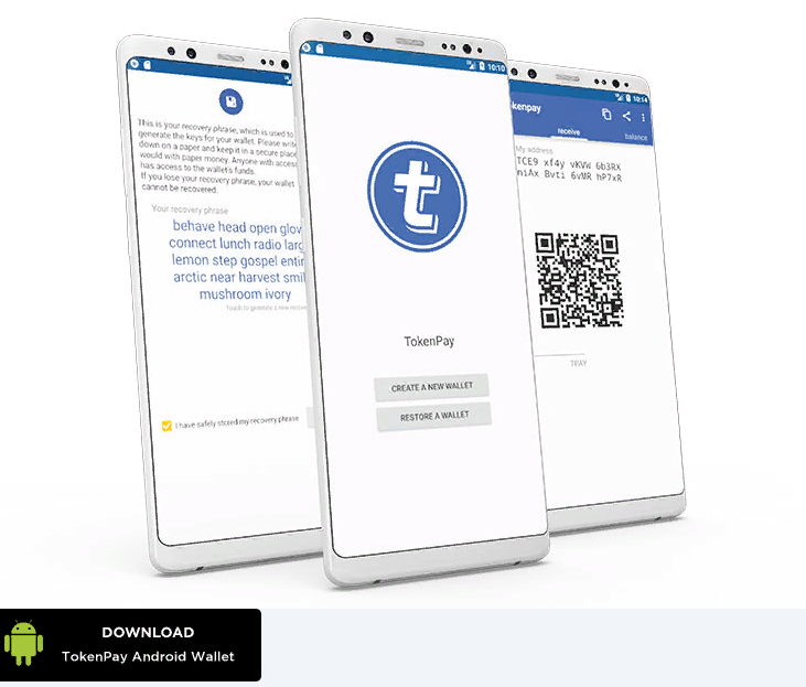 TokenPay Получите 100% бонус ОТЗЫВЫ Qip_sh39