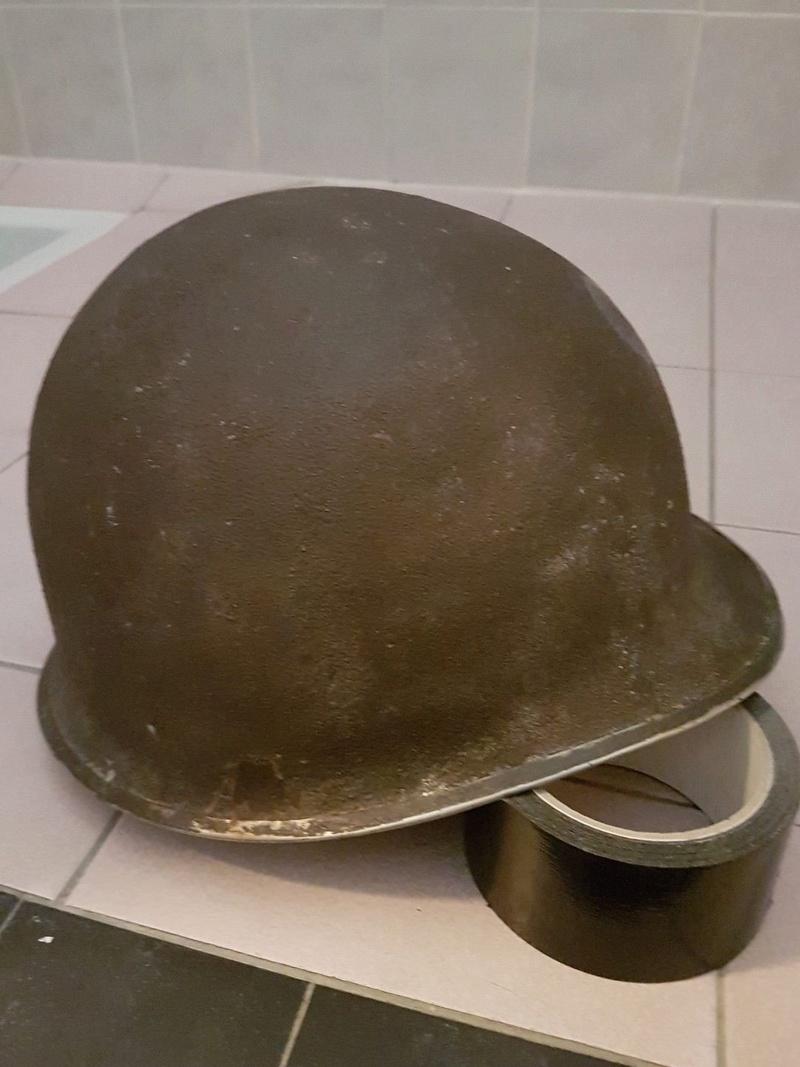 Avis Coque de casque 29th infantry division Qmd10
