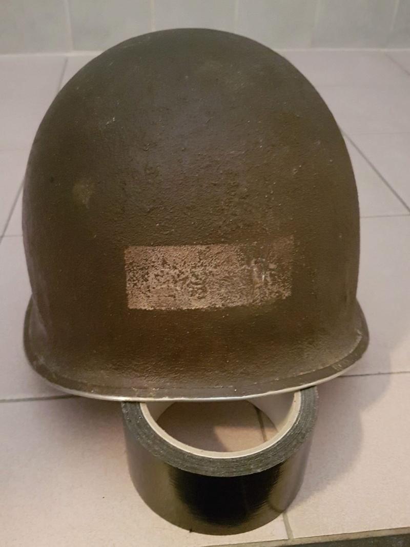 Avis Coque de casque 29th infantry division S-l16010