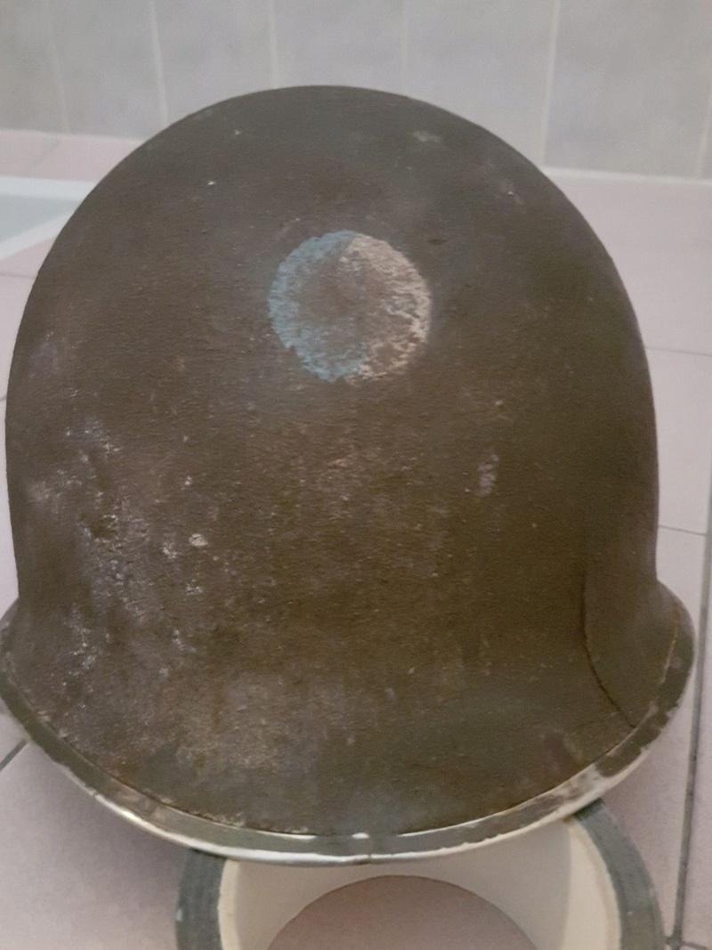 Avis Coque de casque 29th infantry division S-l16011