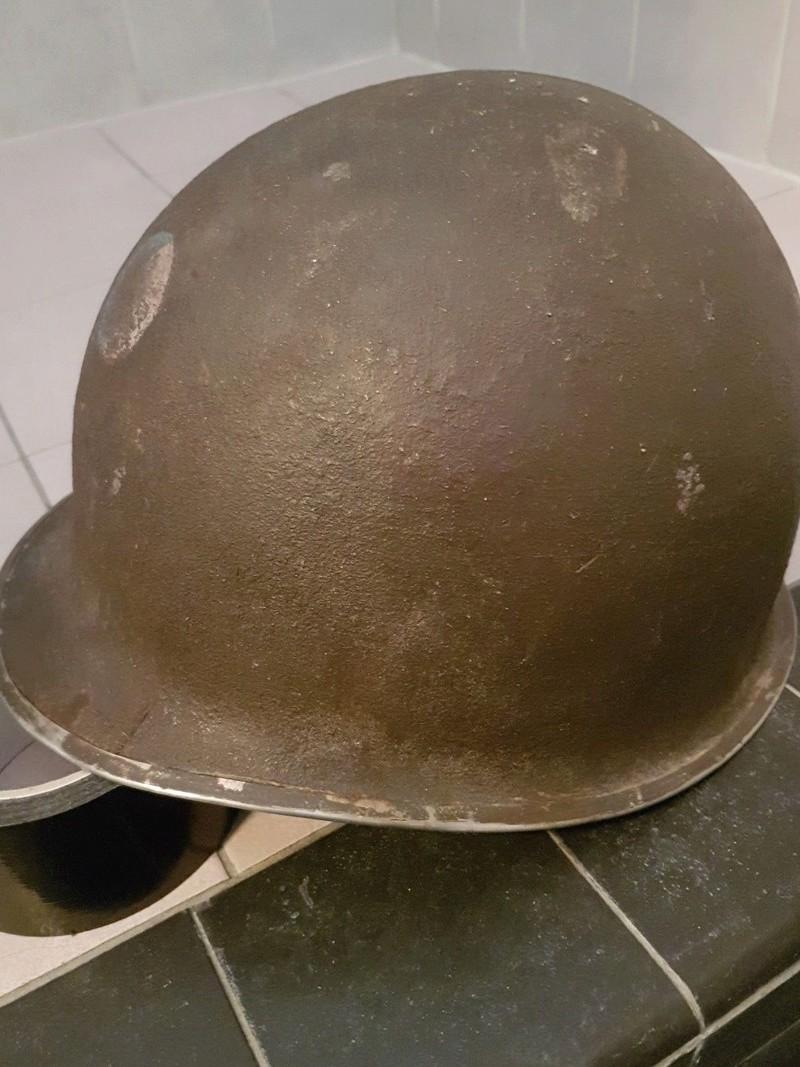 Avis Coque de casque 29th infantry division S-l16014