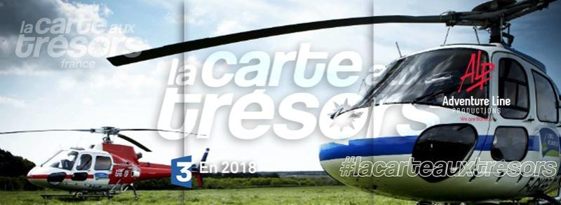 La Carte au(x) Trésor(s) - France 3 - 1996-2009 / depuis 2018 - Page 5 22861410