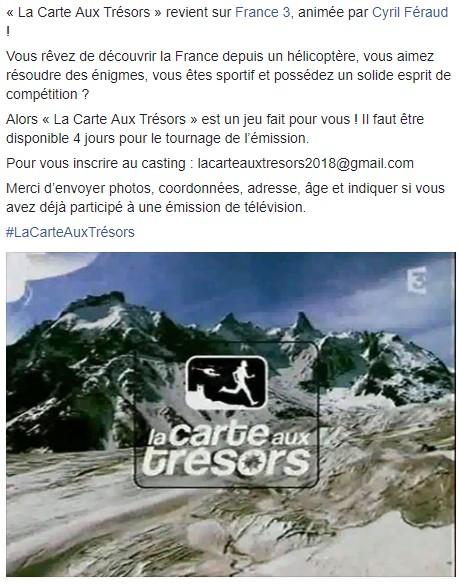 La Carte au(x) Trésor(s) - France 3 - 1996-2009 / depuis 2018 - Page 5 Sans_t11