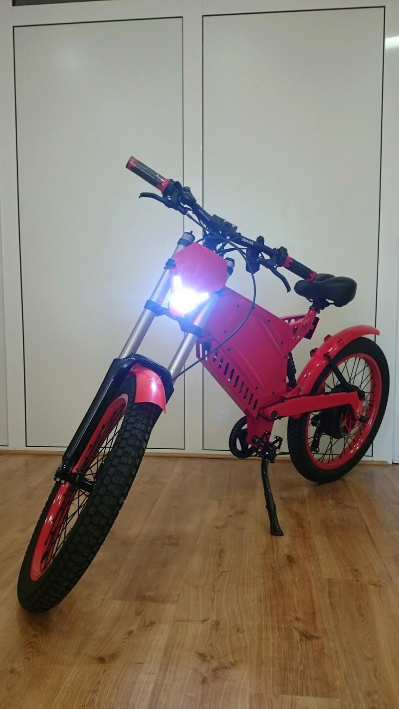 Vendo bici eléctrica motor 2 kW, Controlador Kelly Sinoidal y batería Panasonic de 48V 20Ah Dsc_0010