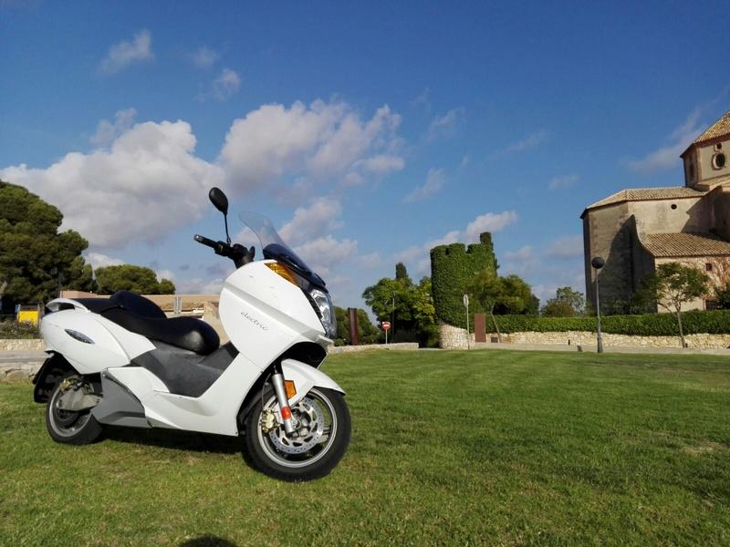Moto Eléctrica en venta: Vectrix VX-1 Img-2010