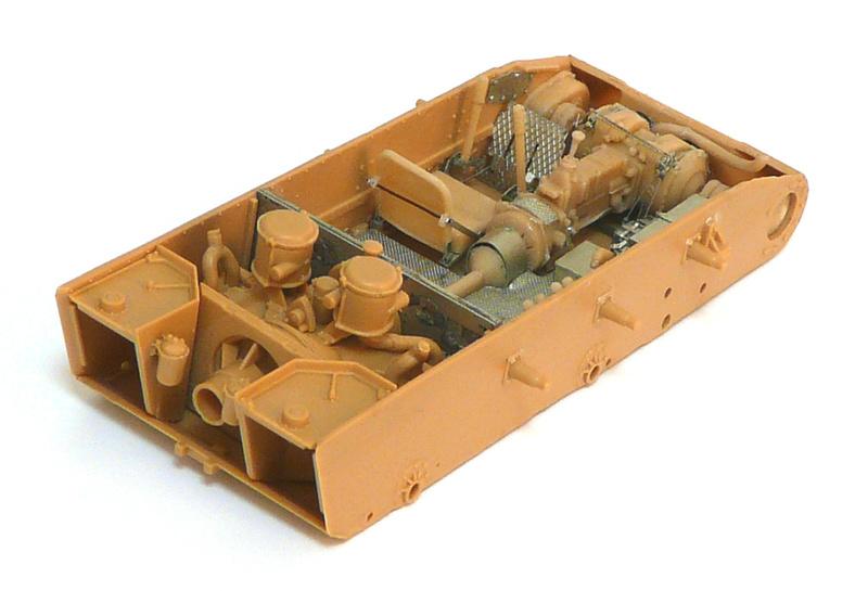 Pz.Kpfw. I Ausf. A 1\35 Tristar, Африканский корпус. P1080412