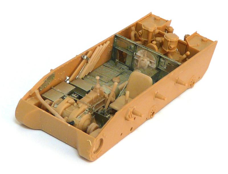 Pz.Kpfw. I Ausf. A 1\35 Tristar, Африканский корпус. P1080413