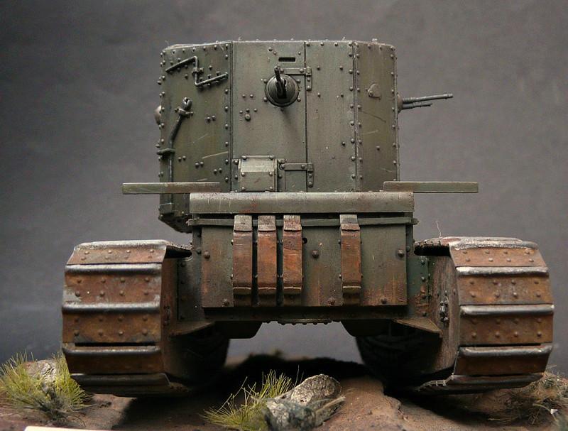 Mk A «Whippet»,1\35,Meng P1090226