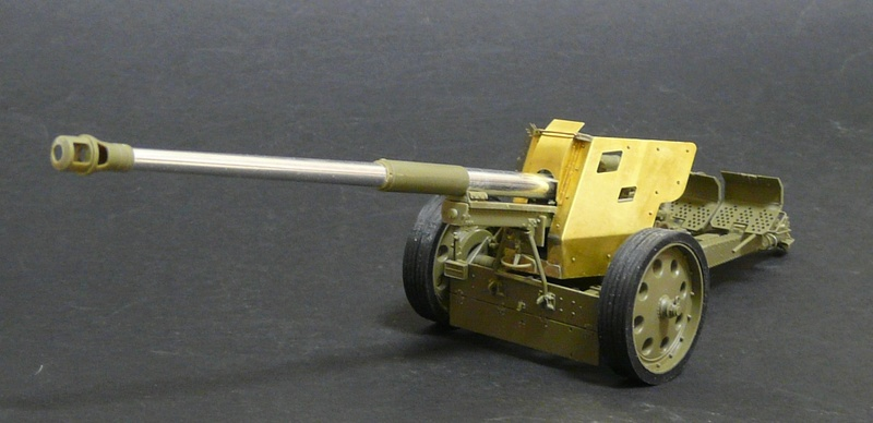 German 8.8cm Pak 43/41 Anti-tank Gun,1\35,AFV Club P1090410