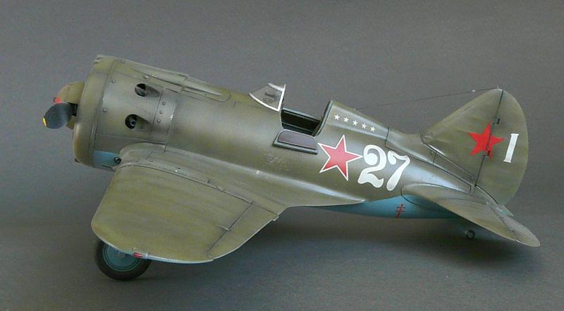 И-16 тип 24,ICM, 1/32 P1090526