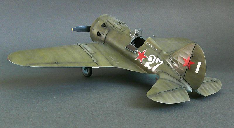 И-16 тип 24,ICM, 1/32 P1090527