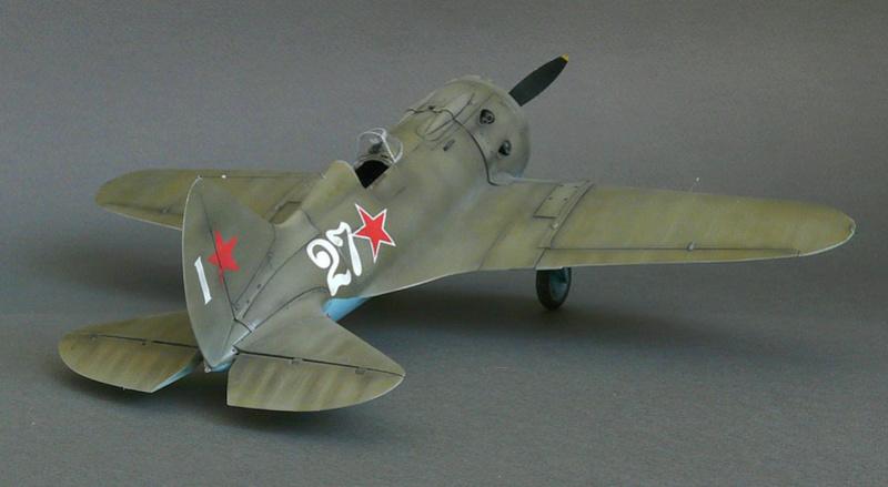 И-16 тип 24,ICM, 1/32 P1090529