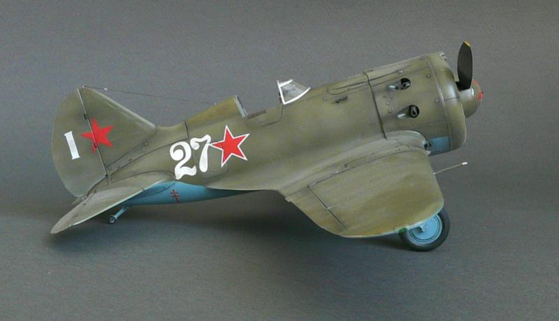 И-16 тип 24,ICM, 1/32 P1090530