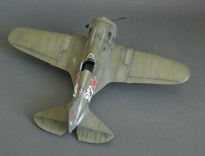И-16 тип 24,ICM, 1/32 P1090531