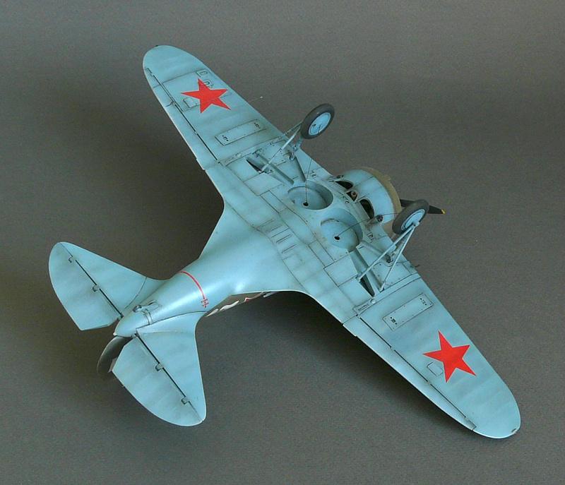 И-16 тип 24,ICM, 1/32 P1090537