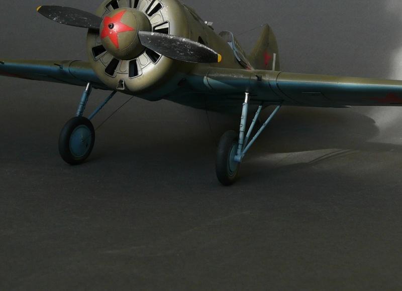 И-16 тип 24,ICM, 1/32 P1090538