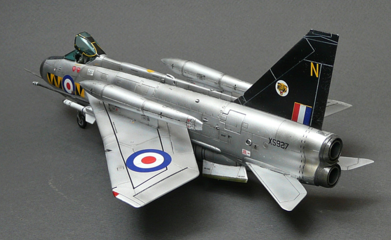 Lightning F.6,Airfix, 1\72. P1090617