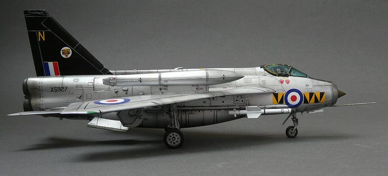 Lightning F.6,Airfix, 1\72. P1090618