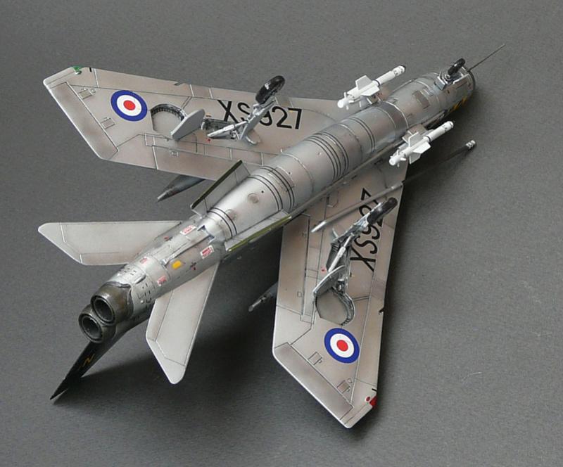 Lightning F.6,Airfix, 1\72. P1090619