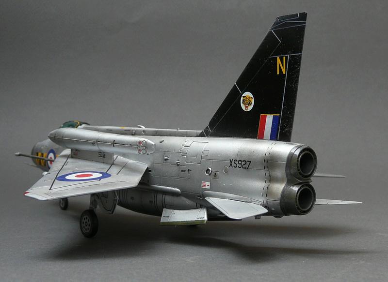 Lightning F.6,Airfix, 1\72. P1090620