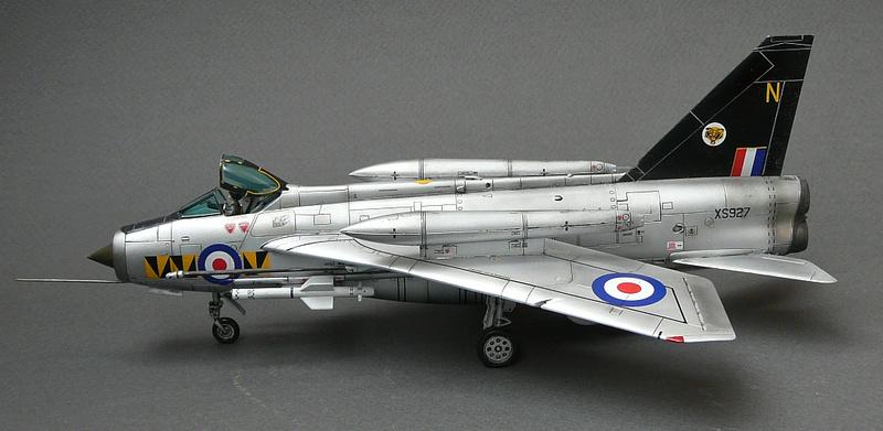 Lightning F.6,Airfix, 1\72. P1090622