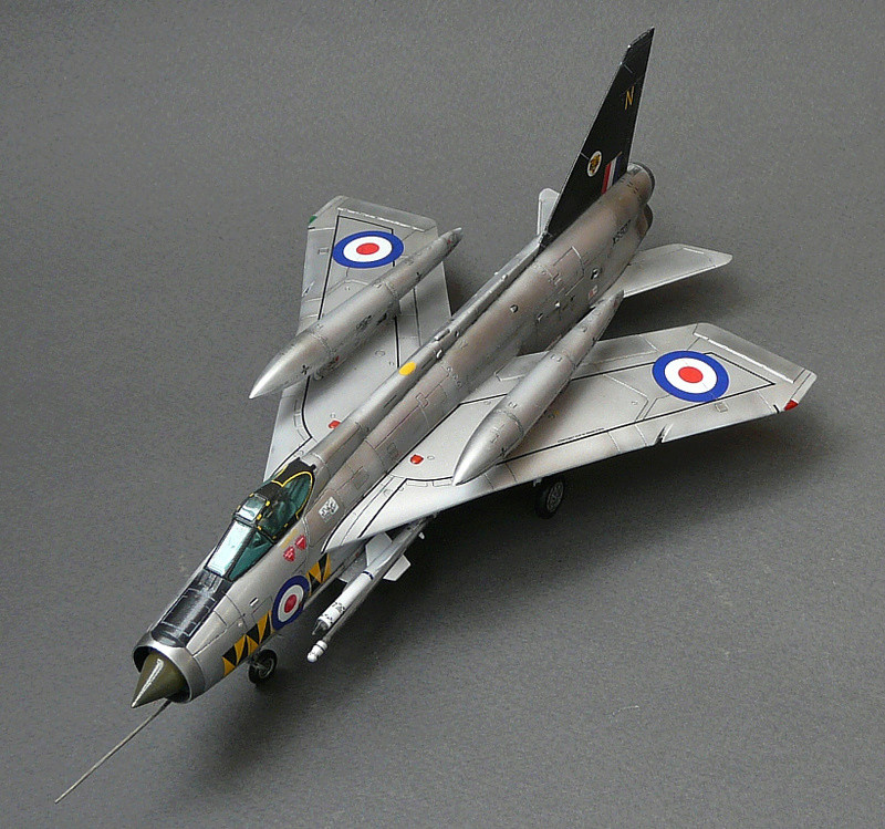 Lightning F.6,Airfix, 1\72. P1090623