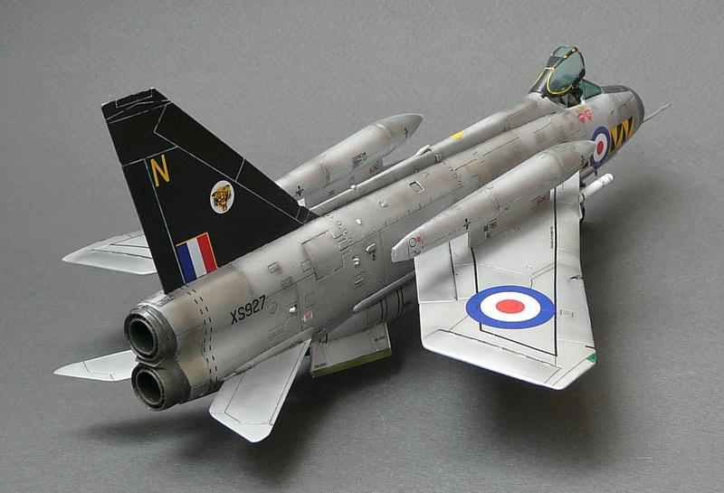 Lightning F.6,Airfix, 1\72. P1090625