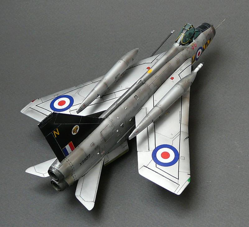 Lightning F.6,Airfix, 1\72. P1090626