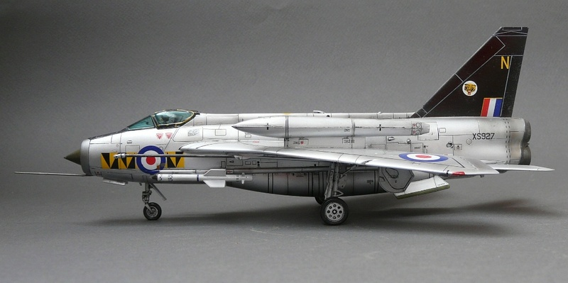 Lightning F.6,Airfix, 1\72. P1090629