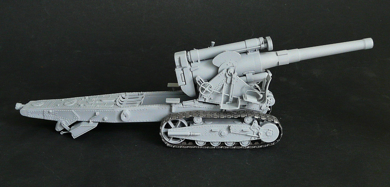 Восточный экспресс 1/35 203мм гаубица Б-4 образца 1931 г. P1090634