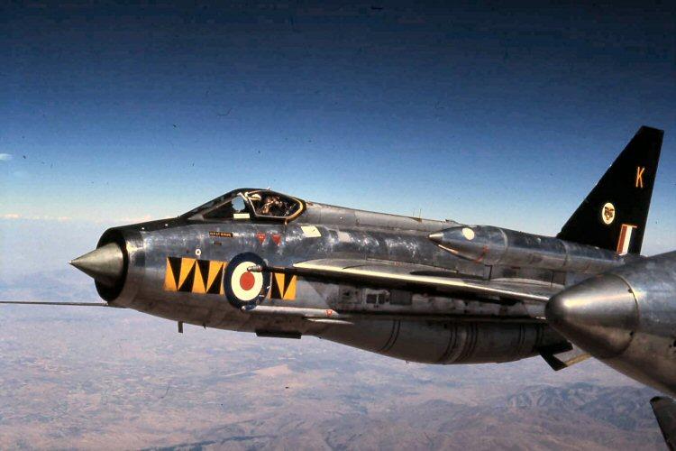 Lightning F.6,Airfix, 1\72. Popeir11