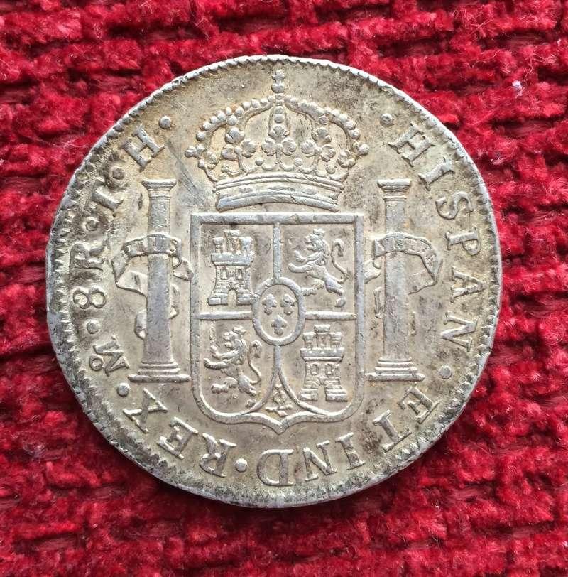 Dudas compra 8 reales Carlos IV Image60