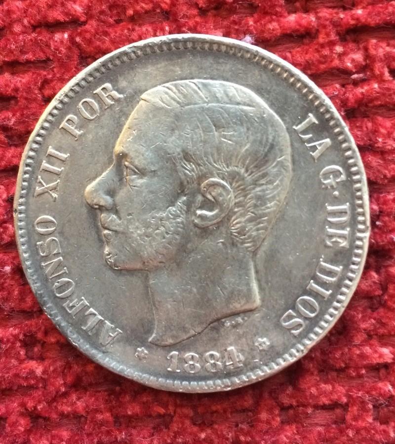5 pesetas 1884 MSM. Qué conservación tendría? Image66