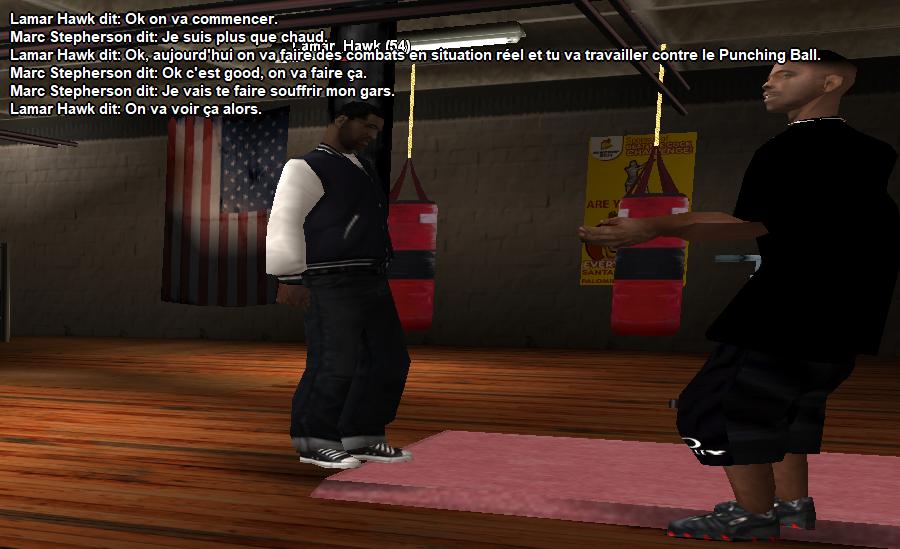 La Calle 18, Evil Deadend Gangsters - Page 2 Combat16