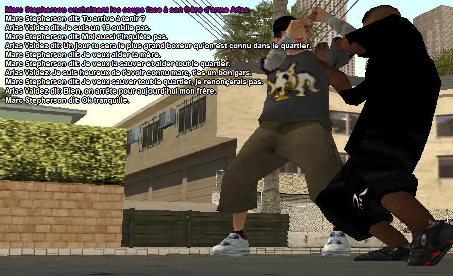 La Calle 18, Evil Deadend Gangsters - Page 2 Combat22