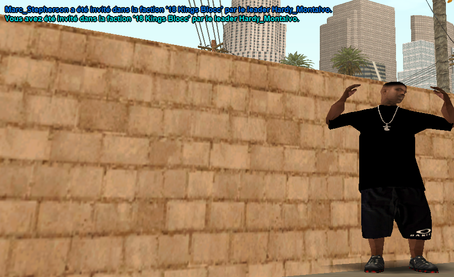 La Calle 18, Evil Deadend Gangsters - Page 2 Invite11