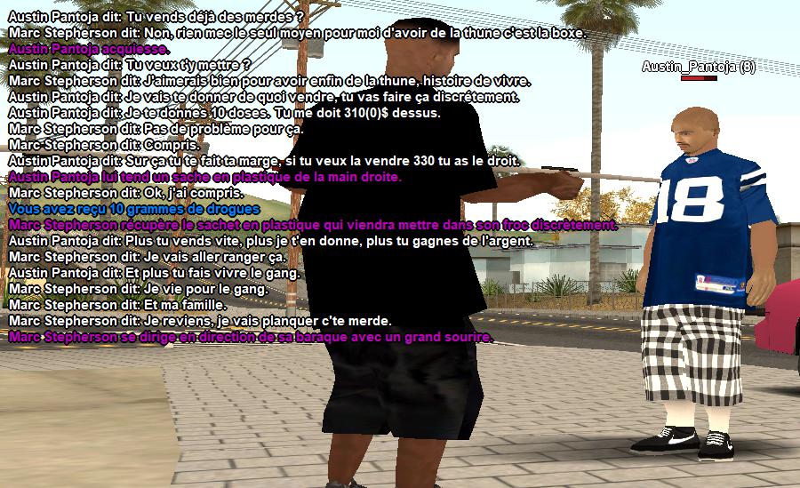 La Calle 18, Evil Deadend Gangsters - Page 2 Vente12