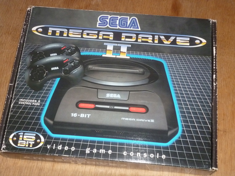 VDS - Sega Megadrive - Pack Roi Lion P1180810
