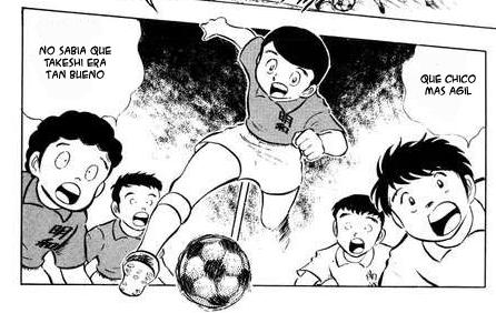Captain Tsubasa (2018) - Capítulo 10 [Tema de debate]  Meiwa_11