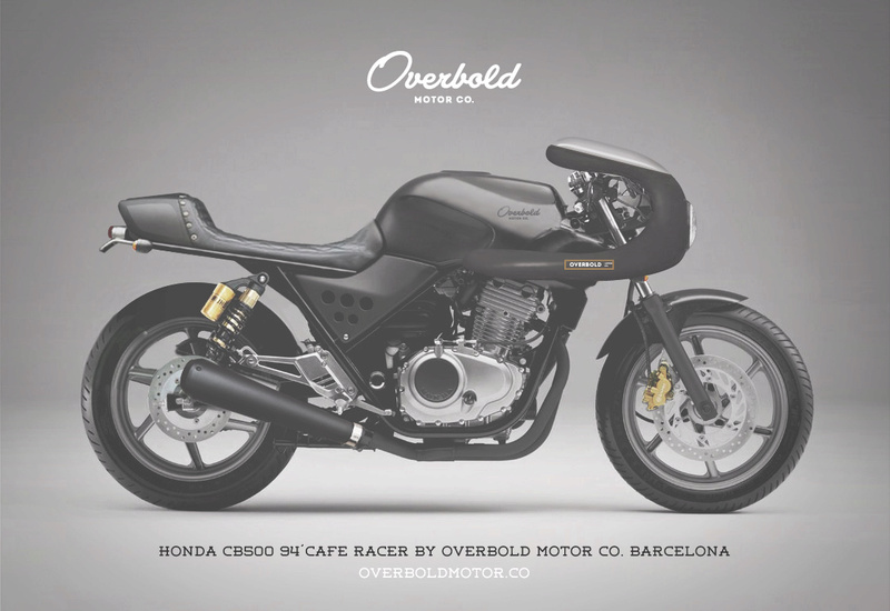 Cb500 cafe racer build Honda-10