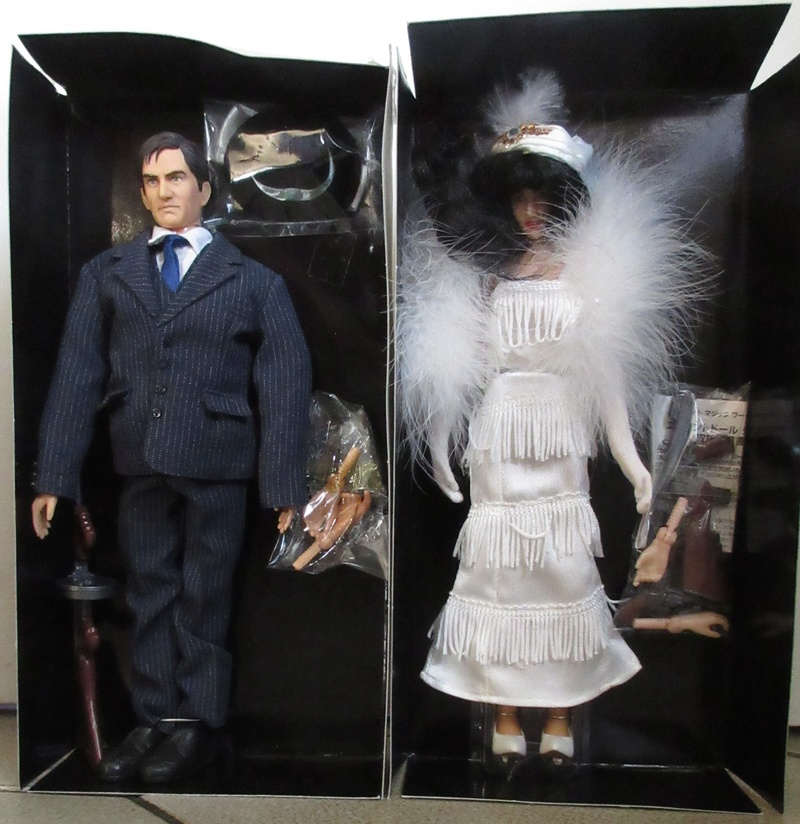 """Chicago's Gangsters ! Yamato 12"""" action figures  Img_9710"""