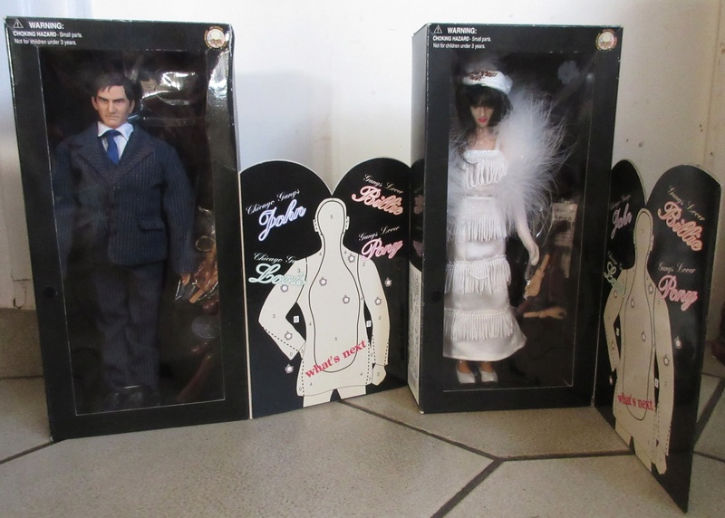 """Chicago's Gangsters ! Yamato 12"""" action figures  Img_9712"""