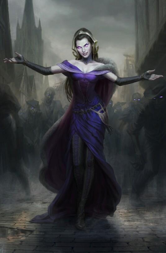 [FP] - Morgana Noir Lilian10