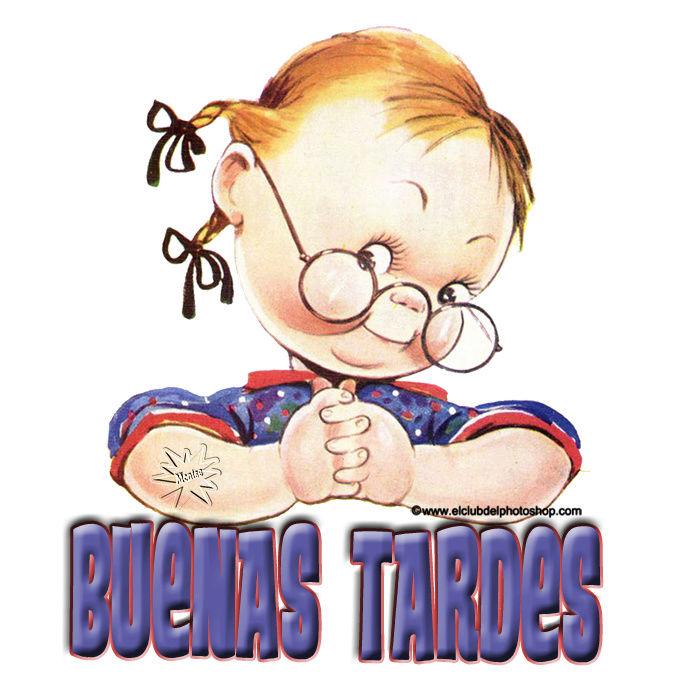 01 -TARJETAS BUENAS TARDES - Página 6 Hola1110