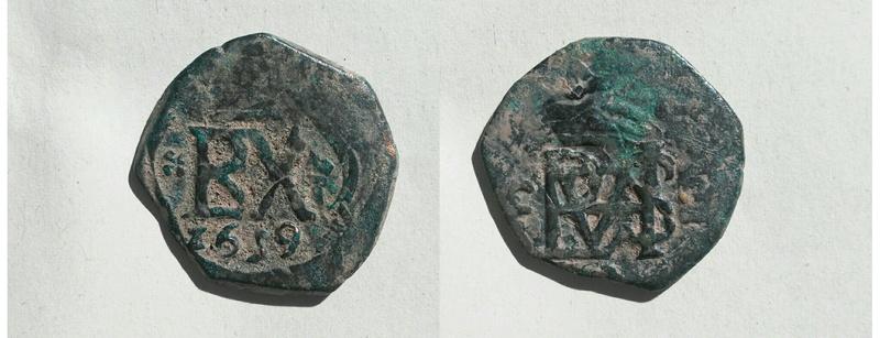 Resello a IIII del anagrama de 1659, Cuenca. Img_2030