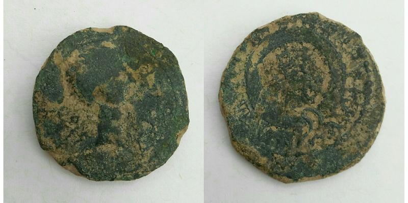 Semis de Cartagonova. C LAETILIVS APALVS II V Q - REX PTOL.. Img_2034