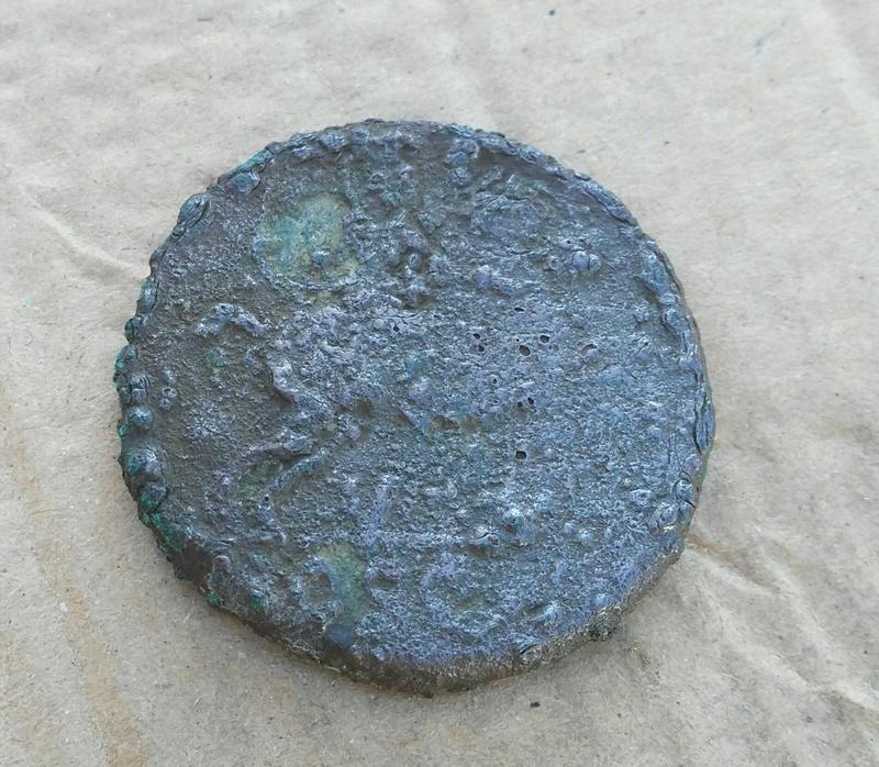 As de Osca tiempos de Augusto. V. V. OSCA. Jinete con lanza a dcha. Img_2049
